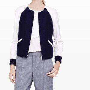 Varsity Club Monaco Wool Jacket